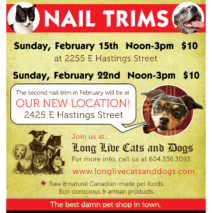 Nail Trims for February