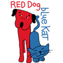 red-dog-blue-cat