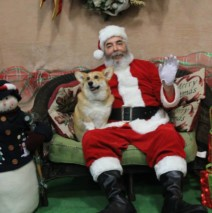 Pictures with Santa Paws! – Dec. 5, 2015